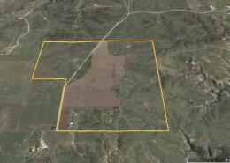 Roberts Co. satellite image
