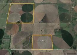 satellite image of hutchinson county